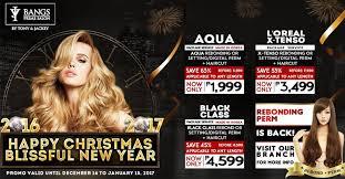 tony and jacky hair cut price bangs prime salon holiday promo