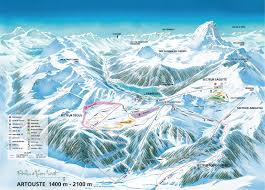 Jackson Hole Wyoming Map Artouste Ski U0026 Fun Holidays Altiservice