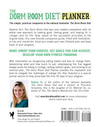the dorm room diet planner daphne oz 9781557047618 amazon com