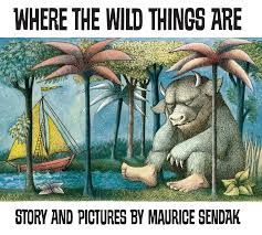 where the wild things are bedroom where the wild things are random house
