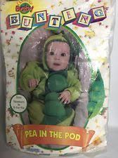 Pea Pod Halloween Costume Rubie U0027s Food Drink Infant U0026 Toddler Costumes Ebay