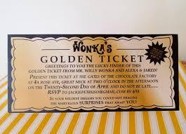willy wonka printables willy wonka golden ticket invitation