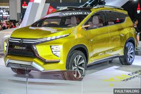 mitsubishi expander ultimate iims 2017 mitsubishi xm u0027low mpv u0027 coming this year u2013 auto