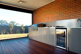 australian kitchens designs fascinating outdoor entertaining cooking up a storm completehome