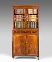 antique bookcases reindeer antiques