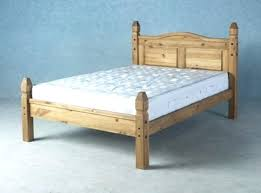 4 Foot Bed Frame 4 Foot Bed Frame Corona Pine New 4 Ft 6 Bed Frame 4ft Metal Bed