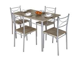 table et 4 chaises table 4 chaises tuti chene