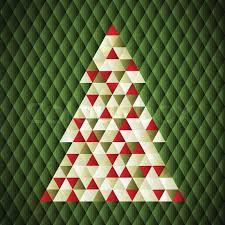 merry christmas modern christmas background vector illustration merry christmas happy