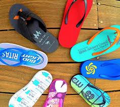 flip flop wedding favors wedding flip flops custom flip flops personalized flip