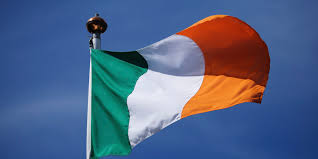 Irish Flag Shot 100th Anniversary Of Ireland U0027s March To Independence Huffpost
