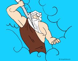 imagenes de zeus para dibujar faciles dibujo de dios es grande pintado por en dibujos net el día 07 06 15