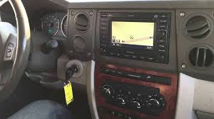 2006 jeep commander limited 4x4 4 7 v8 youtube