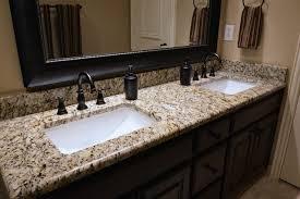 Bathroom Vanity Counters Are Granite Countertops For A Bathroom Vanity