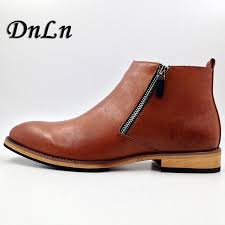 size 38 43 autumn men u0027s boots 2017 new timber boots leather mens