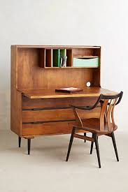 Retro Modern Desk Retro Modern Workspace Modules Writing Desk