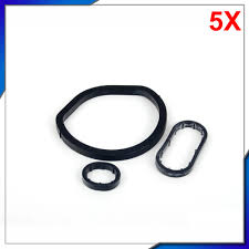 auto parts 3pcs oil cooler gasket for mercedes benz w202 w203
