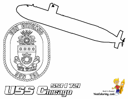 full force submarine coloring pages free submarine pictures