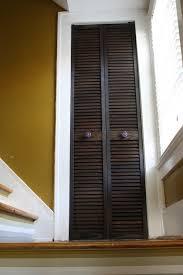 Espresso Closet Doors Espresso Stained Bifold Closet Door Ck Interior Design