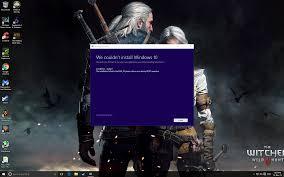 can u0027t install windows 10 1511 update windows 10