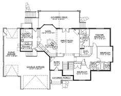 Rambler House Plans With Basements Panowa Home Plan Rambler - Rambler home designs