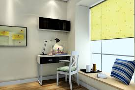 bay window desk curtains bay window and desk 3d 3d house