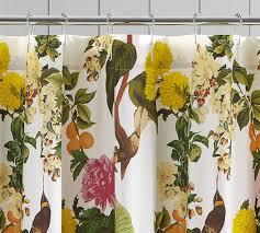 Threshold Aqua Peach Birds Floral Best 25 Bird Shower Curtain Ideas On Pinterest Restroom Ideas