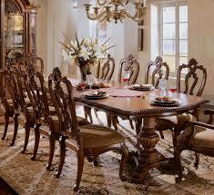 emejing dining room table pedestals contemporary home design