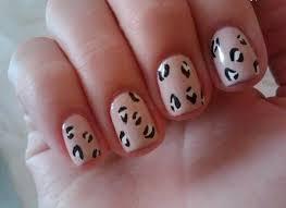 cute short nail designs do at home easy nail art