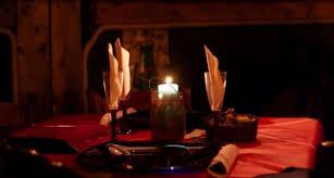 cena al lume di candela cena romantica a cosenza weekend a lume di candela