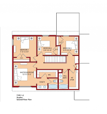 Plan 4 by Woodlawn Village E1 E9 E9 O1 O5 W1 W4 The Villages At Belvoir