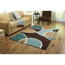 blue tan and brown area rugs creative rugs decoration