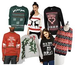 ugly christmas sweaters are ugly no more u2013 the daily aztec