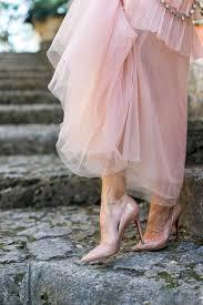 modern romance blush tulle dress a glam lifestyle