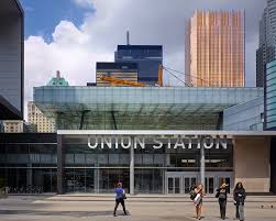 Union Station Train Shed U2014 Zeidler Partnership Architects