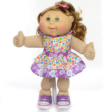 toes cabbage patch kids