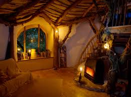 how to build small house how to build a hobbit hole