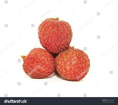 lychee fruit peeled lychee fruit isolated on white background stock photo 196611563