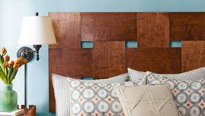 How to Make a Wooden Woven Headboard