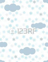 drops and clouds seamless pattern royalty free cliparts