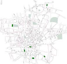 Tehran Map Site Map