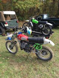 vintage motocross bikes for sale nesco vintage dirt bike track chin on the tank u2013 motorcycle