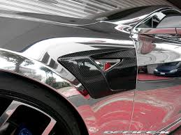 how about a chrome tesla model s with artisan spirits body kit