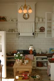 Dollhouse Furniture Kitchen 207 Best Dollhouse Kitchen U0026 Nook Ideas Images On Pinterest