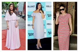 maternity wear 12 ways kareena kapoor khan is giving a stylish spin to maternity