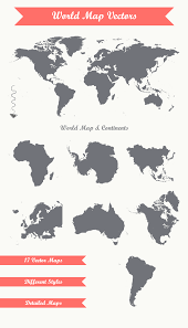 World Map Vector 17 World Map Vectors By Dreamstale Thehungryjpeg Com