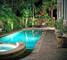 Backyard Pool Ideas Pictures Best Small Pool Designs Small Backyard Pool Ideas Landscape Design