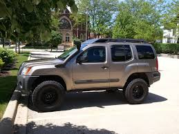 nissan xterra lifted off road modded 2005 xterra 4x4 for sale in illinois nissan xterra forum