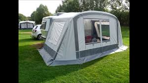 Walker Caravan Awnings Eriba Touring Awnings Youtube