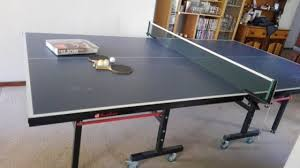 used outdoor table tennis table for sale tennis racket leather cover junk mail