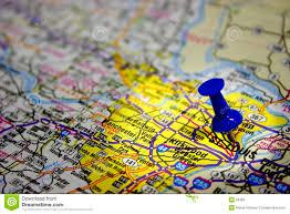 St Louis Mo Map St Louis Missouri Map Stock Image Image Of North Push 26329